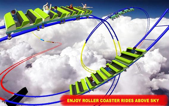 Roller Coaster Underwater Adventure screenshot 10