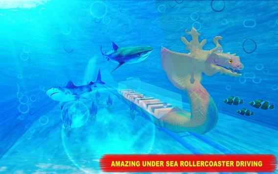 Roller Coaster Underwater Adventure screenshot 1
