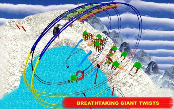 Roller Coaster Underwater Adventure screenshot 20