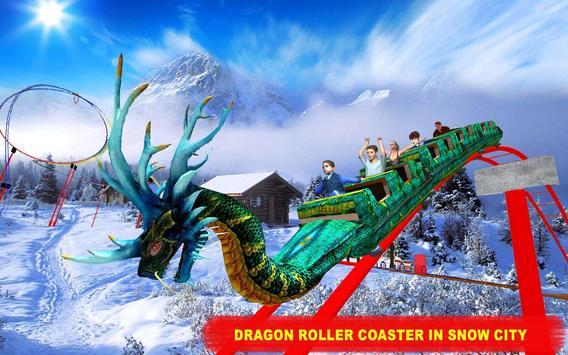 Roller Coaster Underwater Adventure screenshot 7