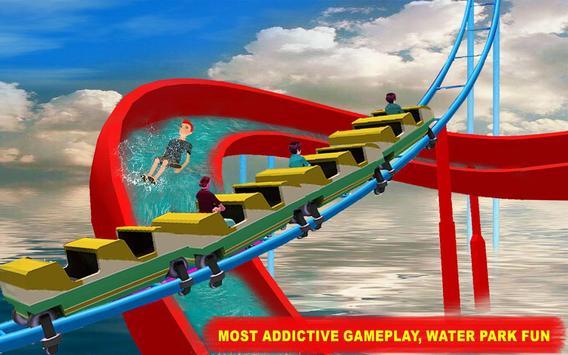 Roller Coaster Underwater Adventure screenshot 5