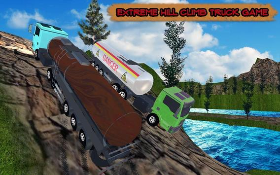 PK Cargo Truck Driver : Off-road Oil Tanker Games screenshot 2