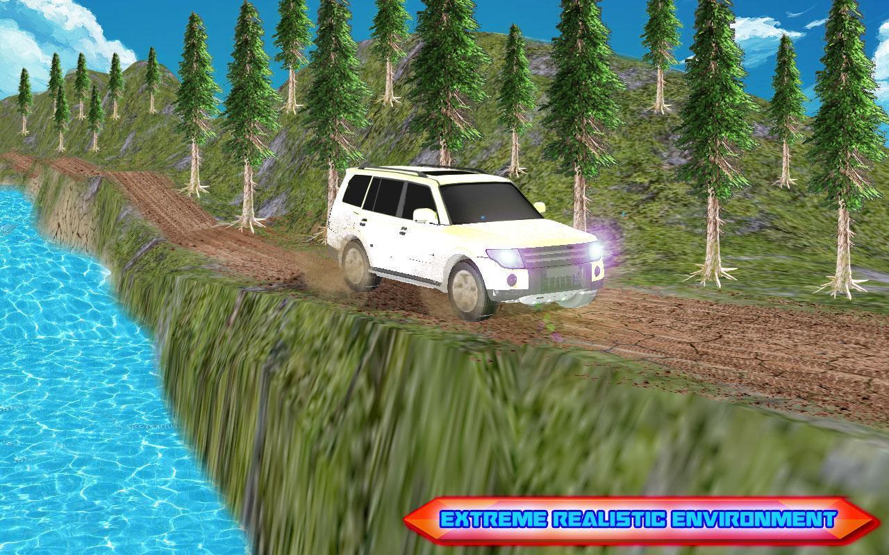 Offroad Prado Car Driving 3D 2