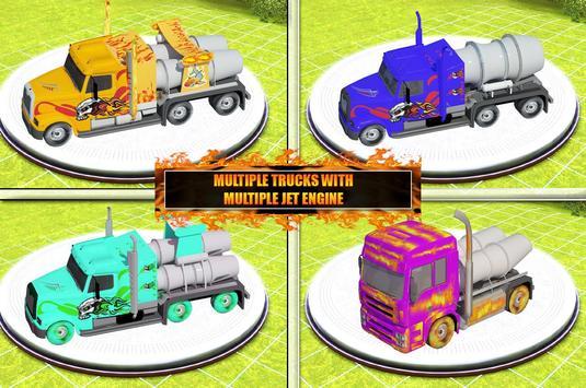 American Truck Simulator 2017 los Angeles poster