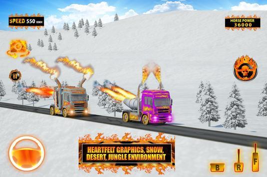 American Truck Simulator 2017 los Angeles apk screenshot