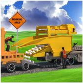 Train Games: Construct Railway icon