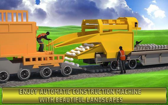 Train Games: Construct Railway apk screenshot