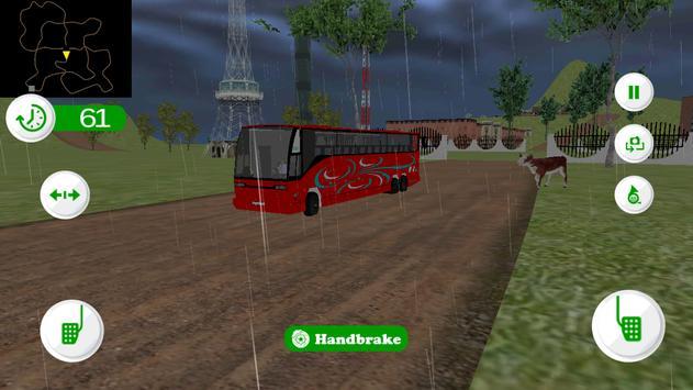 Public Bus Duty Driver 3D apk screenshot