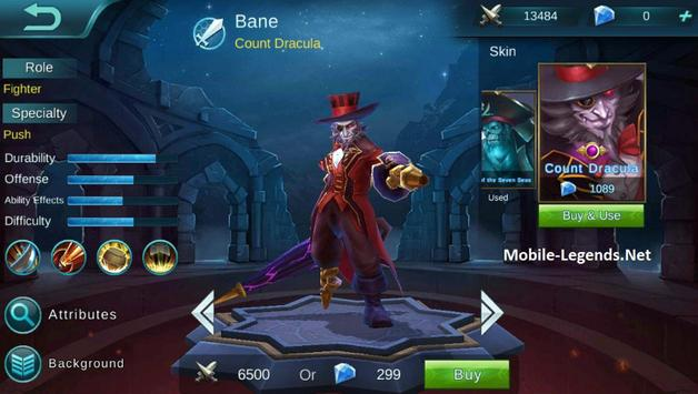 Pro Mobile Legends screenshot 5
