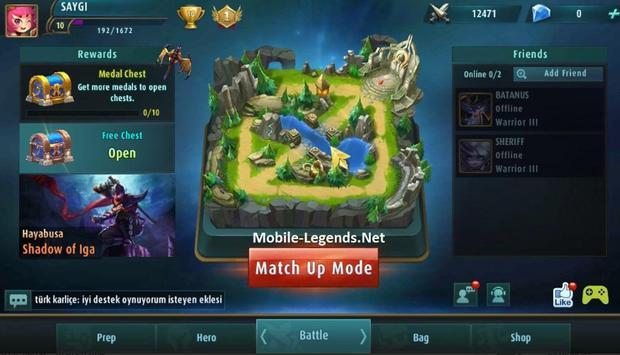 Pro Mobile Legends screenshot 6
