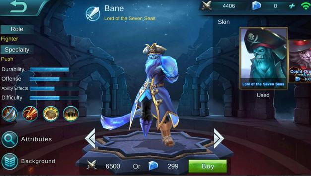 Pro Mobile Legends screenshot 1