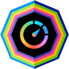 Color Shade Speed icon
