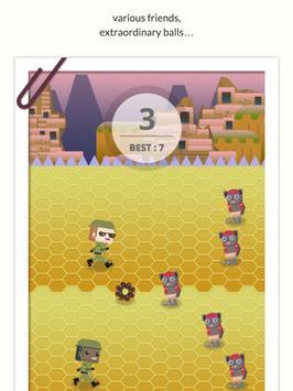 Hurry Up Friends! apk screenshot