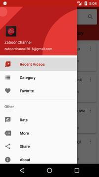Zaboor Channel screenshot 3