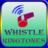 Whistle Ringtones 2016 icon