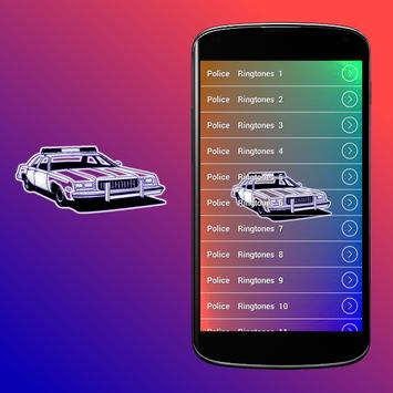 Police Ringtones Sirens apk screenshot