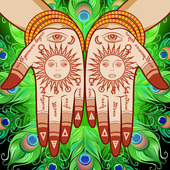 Palm Reading Personality Test icon