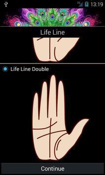 Palm Reading Personality Test apk screenshot