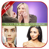 Tricky For Makeup Cover Acne icon
