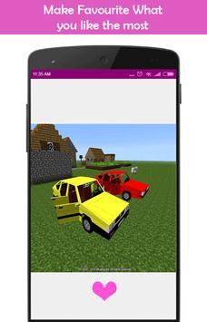 Truck Ideas MCPE Mod screenshot 3