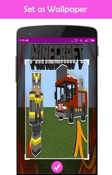 Truck Ideas MCPE Mod screenshot 4