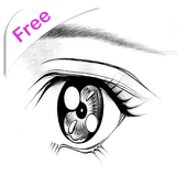 How to Draw Anime Eyes icon