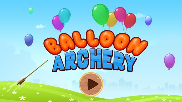Balloon Archery for Android TV poster