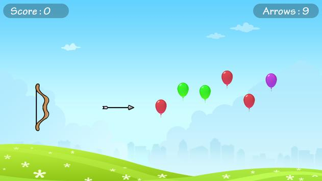 Balloon Archery for Android TV screenshot 1