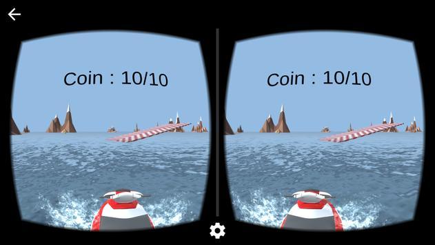 VR Boat Ride | Yacht VR apk screenshot