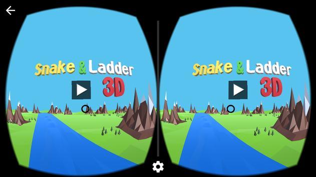 VR Snake & Ladder poster