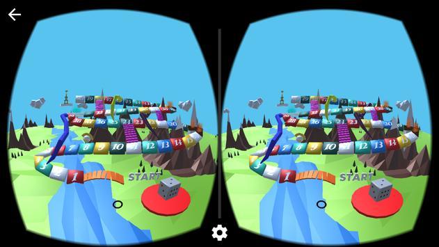 VR Snake & Ladder screenshot 2