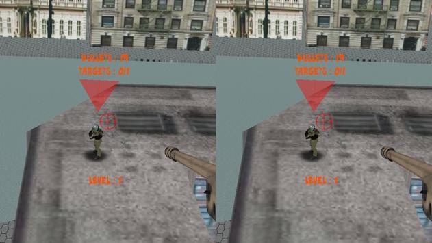 VR Terrorist Shoot apk screenshot