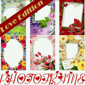 Photo Frame Love Edition icon