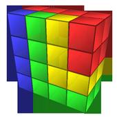 Blocks 3D icon