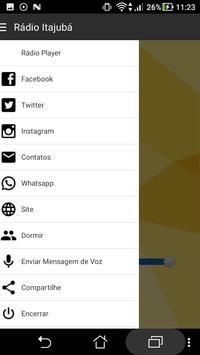 Rádio Itajubá screenshot 1