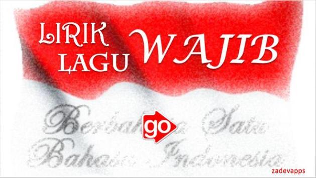 Lirik Lagu Wajib Perjuangan poster