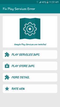 Fix Play Store & Google Play Services Error 海报