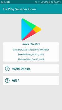 Fix Play Store & Google Play Services Error 截图 2