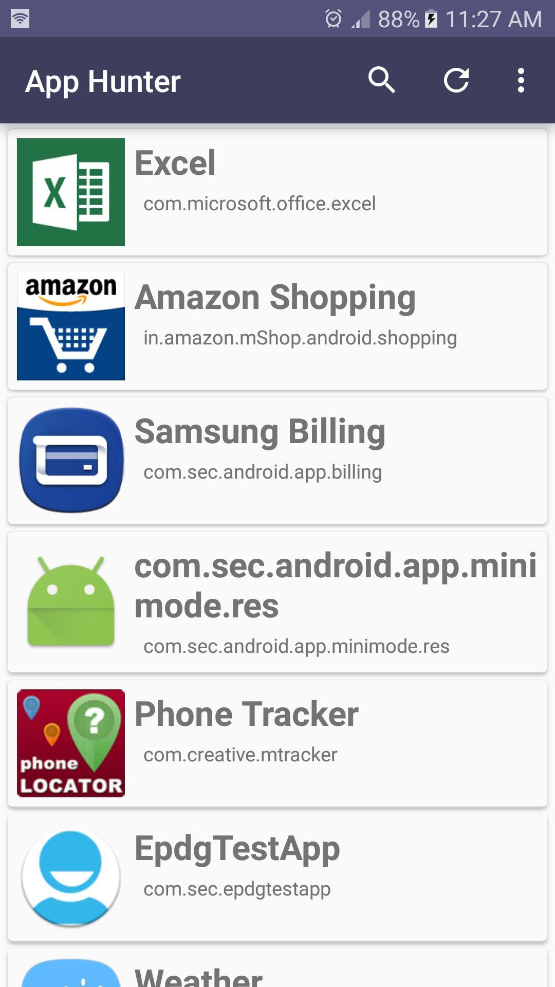 Epdg Test App