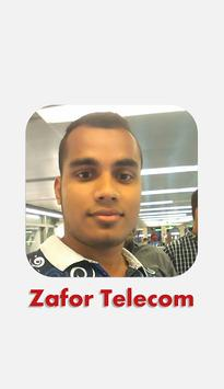 Zafor Telecom apk screenshot