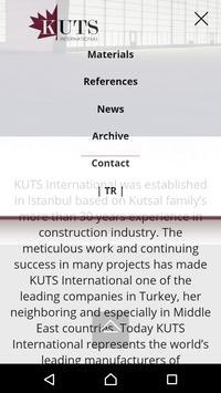 KUTS International apk screenshot
