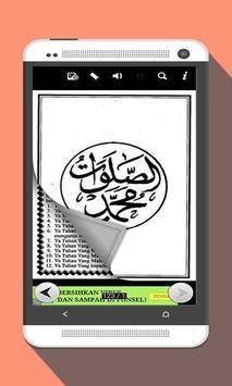 Sholawat Muhammad apk screenshot