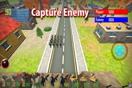 WW3: Enemy attacks screenshot 1