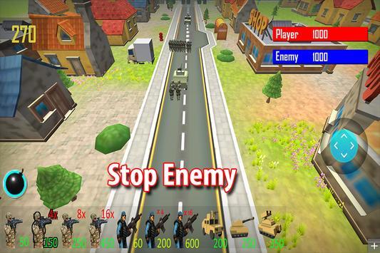 WW3: Enemy attacks screenshot 2