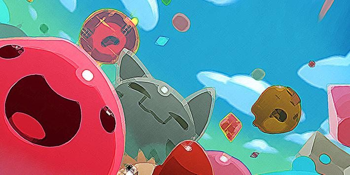 Free-Slime Rancher-Guide App poster