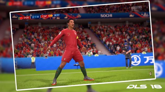 New Dream League Soccer~2018 Tips poster