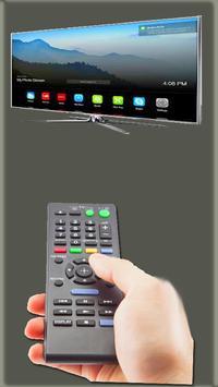 REMOTE CONTROL TV screenshot 2