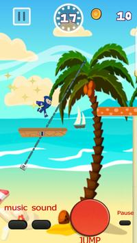 Hattori Fly Ninja screenshot 4