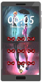Lock Screen For LadyBug poster
