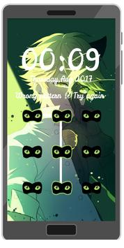 Lock Screen For LadyBug screenshot 1